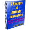 Thumbnail  *NEW!* 7 Secrets Of Affiliate Marketing - MRR