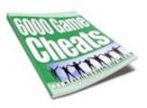 Thumbnail *NEW!* 6000 Game Cheats and 15,000 CD Keys For Various Games