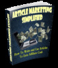 Thumbnail *NEW!* Article Marketing Simplified with PLR