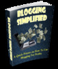 Thumbnail *NEW!* Blogging Simplified with PLR