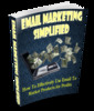 Thumbnail *NEW!* Email Marketing Simplified with PLR