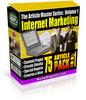 Thumbnail *NEW!* 75 Internet Marketing Articles