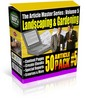 Thumbnail *NEW!* 50 Landscaping Gardening Private Label Articles PLR