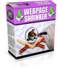 Thumbnail *NEW!* Webpage Shrinker With Resale Rights