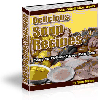 Thumbnail *NEW*  Delicious Soup Recipes - Easy To Follow  Soup Recipes with Resale Rights