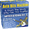 Thumbnail *NEW!*  Web Site Traffic Generator: Auto Hits Machine - Resale Rights