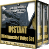 Thumbnail *NEW*  Instant WebMaster Video Set! | MASTER THE WEB IN MINUTES