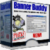 Thumbnail *NEW!* Banner Buddy w/ Master Resell Rights - To Quickly Generate Banners Text Link HTML!