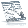 Thumbnail *NEW!*  How To Buy A Car With Little Or No Credit ! - MASTER Resale Rights