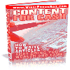Thumbnail *NEW* Content For Cash - Resell Rights | How to Write Articles That Bring You  Wealth and Fame