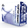 Thumbnail *NEW!* Content Magnet Article Extractor - MASTER RESALE RIGHTS   DESKTOP BASED Content Website Builder