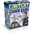 Thumbnail *NEW!* Content Chain Gang -  Resale Rights | Exploit Your Visitors To Create 100 Uniqe Content For You Free Of Charge