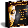 Thumbnail *NEW*  How to Stop Your Depression Now  - Reclaim Yourself and Live Again