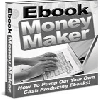 Thumbnail *NEW!* The eBook Money Maker - Resell Rights | How to Pump Your Own Cash Producing Ebooks