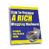 Thumbnail *NEW!*  How To Become A Rich Blogging Madman  - PRIVATE LABEL RIGHTS | And Use Powerful Linking Strategies To Explode Your Income