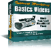 Thumbnail *NEW!* Internet Marketing Basics Videos - 291 Minutes of Exclusive Video Tutorials