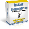 Thumbnail *NEW!* Instant Blog and Ping Automated Desktop Software | Get Crawled Indexed And Ranked Fast  - MASTER RESALE RIGHTS