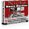 Thumbnail *NEW!*  Niche Money Machine | Your Own Auto  Pilot Niche Product