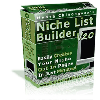 Thumbnail *NEW!* Niche List Builder v2.0 Software - Create Opt-In Pages!
