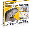 Thumbnail *NEW!*  Insider Nutrition Secrets - MASTER  RESALE RIGHTS | Secrets to Living Longer and Healthier Revealed By Nutrition Scientist