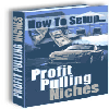 Thumbnail *NEW!*  How to Set Up Profit Pulling Niches eBook Resell Right