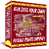Thumbnail *NEW!* Resale Rights Empire -Resale Rights |  Outrageous Profitable Strategies
