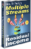 Thumbnail *NEW!* How To Set Up Multiple Streams Of Residual Income  - MASTER RESALE RIGHTS