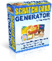 Thumbnail *NEW!* Scratch Card Generator Software - MASTER RESELL RIGHTS! | Increase Your Website´s Stickiness and Maximize Your Profits