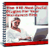 Thumbnail *NEW!* The 118 Most Useful Plugins For Your Wordpress Blog - MASTER RESALE RIGHTS