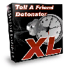 Thumbnail *NEW*  Tell A Friend Detonator XL -  Master Resell Rights|Tell A Friend Script  | Boost your subscriber list up to more than 300