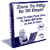 Thumbnail *NEW!* Zero To Fifty - Let Me Show You How To Make $50 A Day - Within 30 Days!