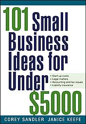 Pay for *NEW!* 101 Small Business Ideas for Under  5000 | Business ebooks
