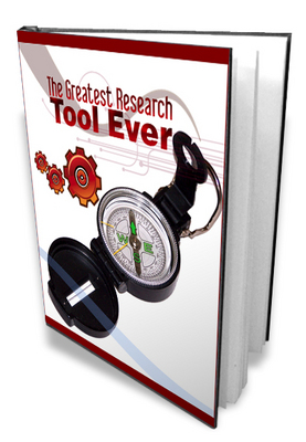 Pay for *NEW!* The Greatest Research Tool Ever Master Resell Rights