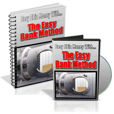 Pay for *NEW!* The Easy Bank Method With Master Resell Rights