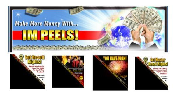 Pay for *NEW!* Peel Away Ads Version 2 Master Resale Rights