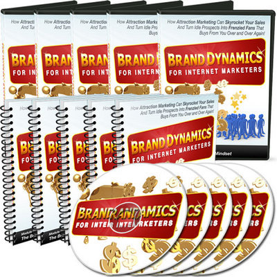 *NEW!* Brand Dynamics for Internet Marketers with MRR