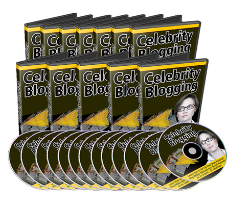 Pay for *NEW!* Celebrity Blogging Videos Series With MRR