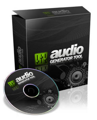Pay for *NEW!* Audio Generator Tool Audio Generator Software