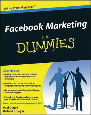 *NEW!* Facebook Marketing For Dummy by Paul Dunay eBook