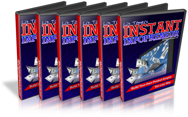 Pay for *NEW!* Instant Infopreneur Video Tutorial Mrr
