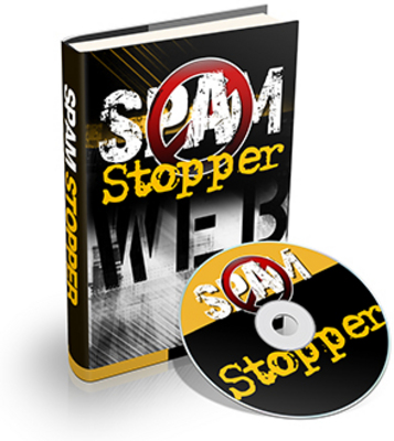 *NEW!* Email Spam Stopper Plr Ebook Audio  Spam Blocker,Email Filters