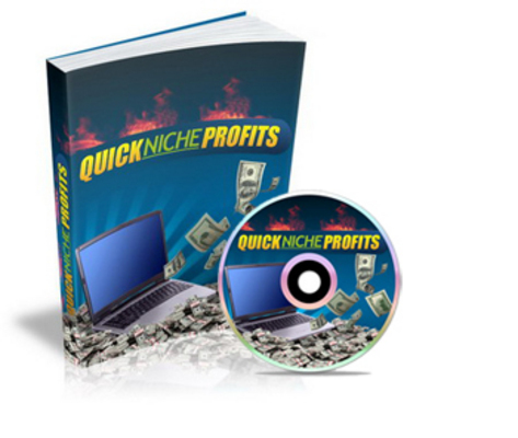 Pay for *NEW!* Quick Niche Profits Audio - Plr Included
