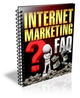 *NEW!* Internet Marketing Faq with Private Label Rights
