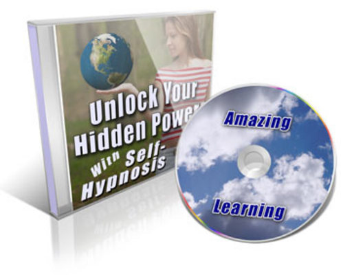Pay for *NEW!* Unlock Your Hidden Power With Self Hypnosis with PLR
