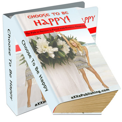 *NEW!* Choose to be Happy  ebook  Private Label Rights