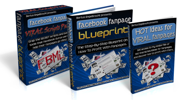 Pay for *NEW!* Facebook Fanpage Blueprint