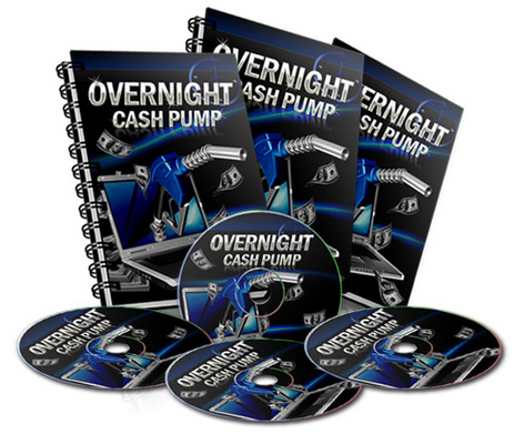 *NEW!* Overnight Cash Pumps With Private Label Rights