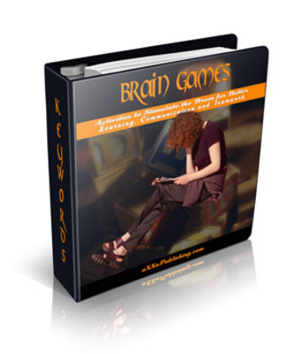 Pay for *NEW!* Brain Games with Plr A Fantastic Treasury of Mind
