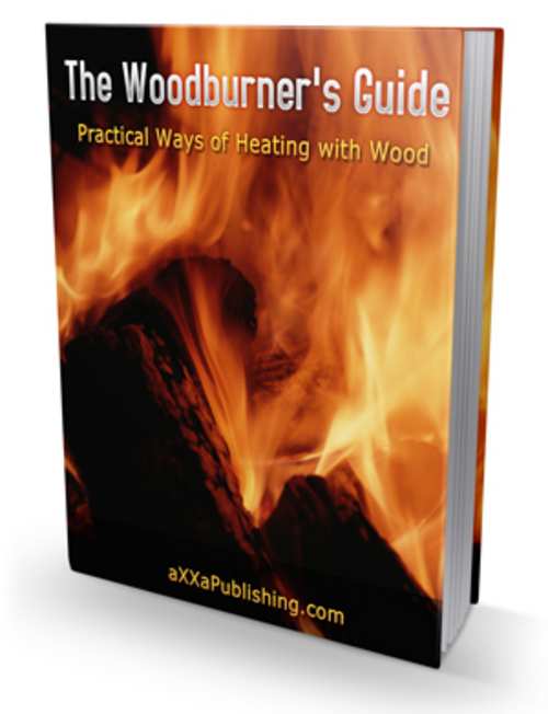 Pay for *NEW!* The Woodburners Guide Practical Ways of Heating wood