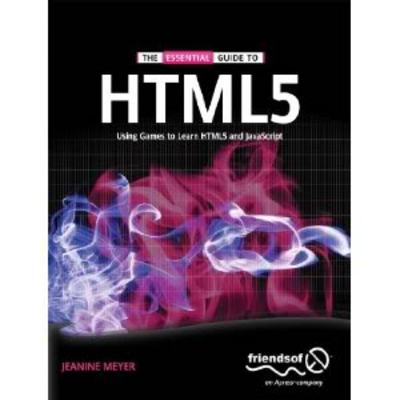 Pay for *NEW!* The Essential Guide to HTML5 Using Games to learn